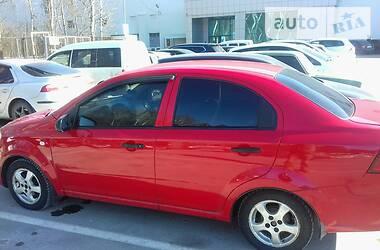 Седан Chevrolet Aveo 2006 в Чернигове