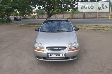 Хэтчбек Chevrolet Aveo 2004 в Ужгороде