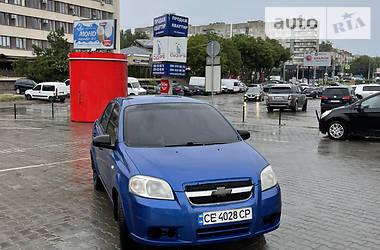 Седан Chevrolet Aveo 2006 в Черновцах