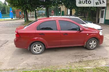 Седан Chevrolet Aveo 2008 в Львове