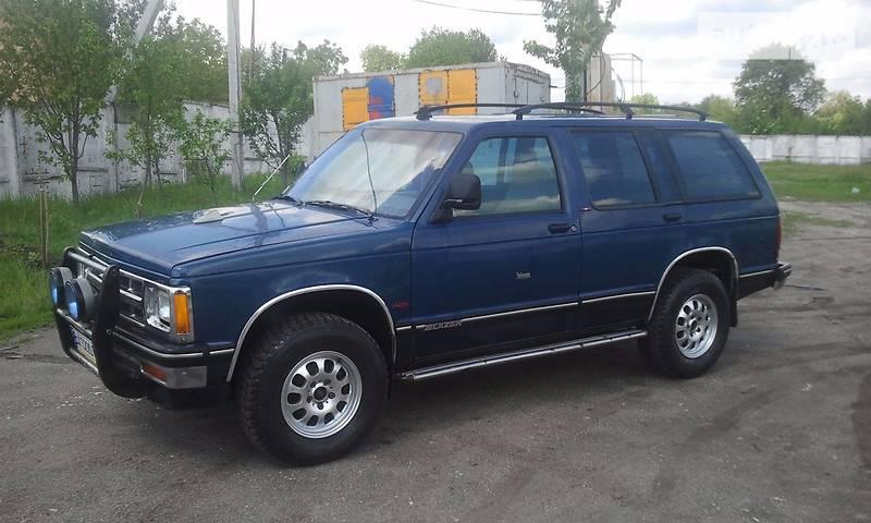 Chevrolet Blazer 1994 в Ярмолинцах