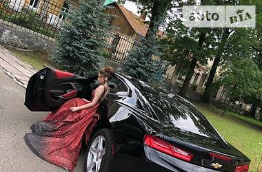 Chevrolet Camaro 2016 в Дрогобичі