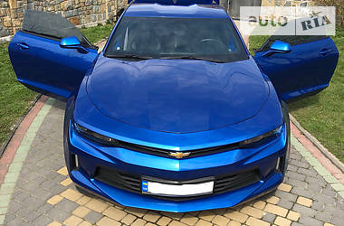 Chevrolet Camaro 2017 в Львове