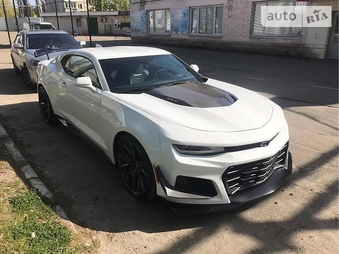 Chevrolet Camaro 2018 года в Киеве