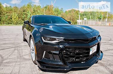 Купе Chevrolet Camaro 2015 в Львові