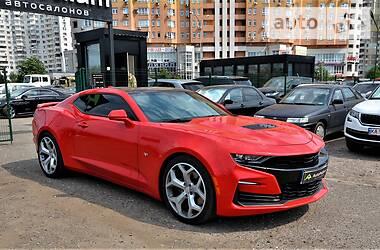 Купе Chevrolet Camaro 2018 в Киеве
