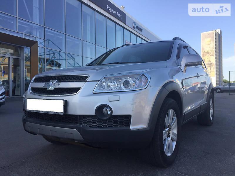Chevrolet Captiva 2008 в Харькове