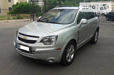 Chevrolet Captiva 2015 в Одессе