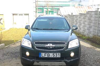 Chevrolet Captiva 2007 в Здолбунове