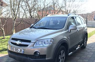 Chevrolet Captiva 2007 в Калуше