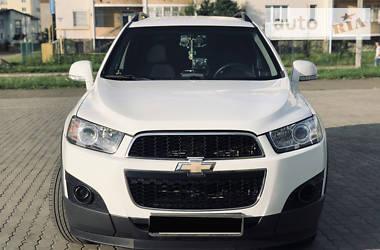 Chevrolet Captiva 2012 в Стрые