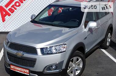 Chevrolet Captiva 2015 в Киеве