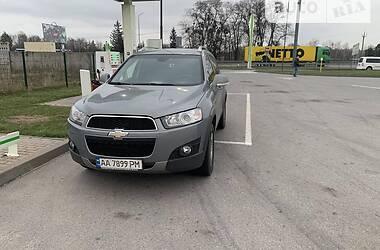 Chevrolet Captiva 2012 в Киеве