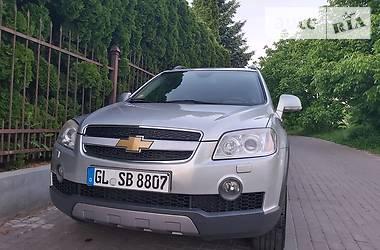 Внедорожник / Кроссовер Chevrolet Captiva 2008 в Луцке