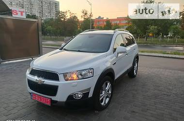 Внедорожник / Кроссовер Chevrolet Captiva 2012 в Киеве