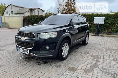 Позашляховик / Кросовер Chevrolet Captiva 2013 в Києві