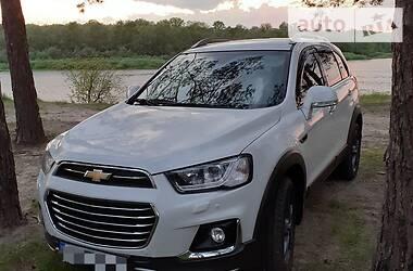 Позашляховик / Кросовер Chevrolet Captiva 2017 в Чернігові