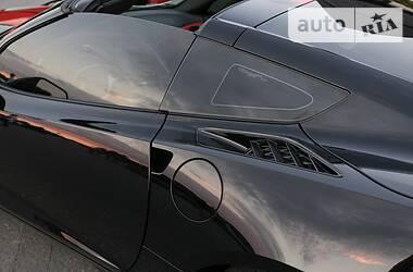 Кабріолет Chevrolet Corvette 2016 в Києві