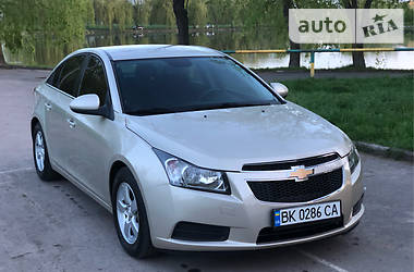 Chevrolet Cruze 2014 в Ровно