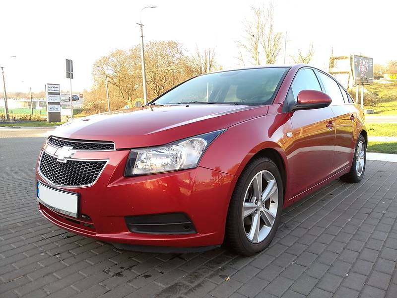 Chevrolet Cruze 1.4 turbo (Automat)