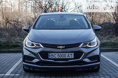 Chevrolet Cruze 2018 в Львове