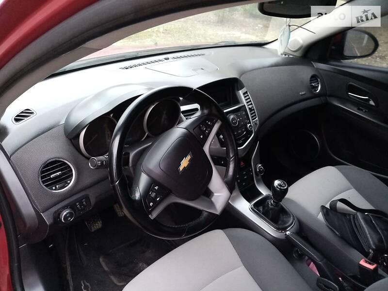 Chevrolet Cruze 2011 в Каменском