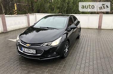Седан Chevrolet Cruze 2018 в Черновцах