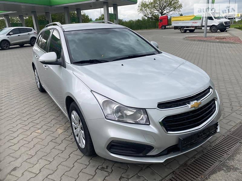 Chevrolet Cruze official
