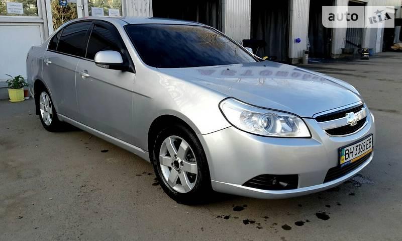 Chevrolet Epica 2008 года в Одессе