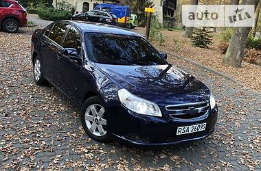 Chevrolet Epica 2008 в Львове