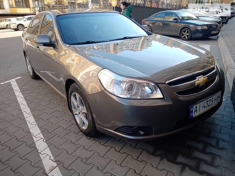 Седан Chevrolet Epica 2008 в Києві