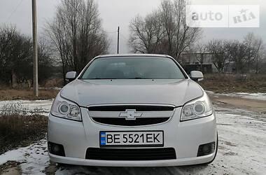Седан Chevrolet Epica 2007 в Николаеве