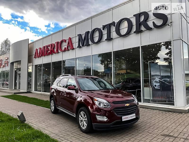 Позашляховик / Кросовер Chevrolet Equinox 2017 в Києві