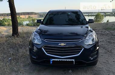 Внедорожник / Кроссовер Chevrolet Equinox 2016 в Харькове