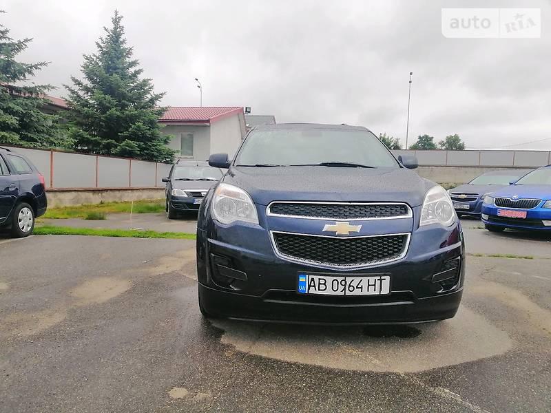 Внедорожник / Кроссовер Chevrolet Equinox 2015 в Виннице