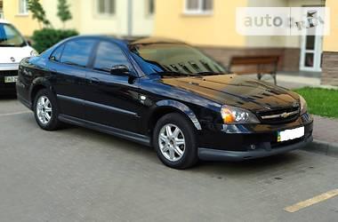 Chevrolet Evanda 2005 в Ужгороде