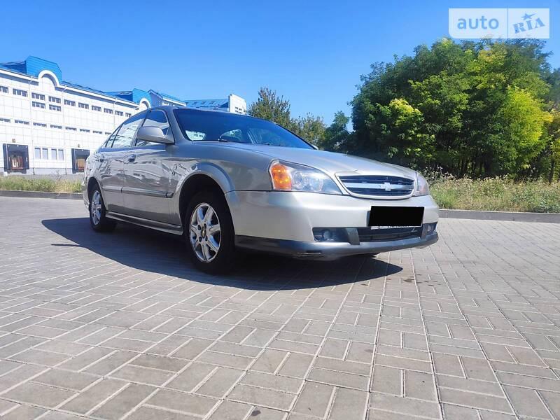 Chevrolet Evanda 2004 в Днепре