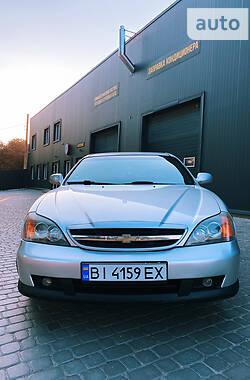 Седан Chevrolet Evanda 2005 в Полтаві