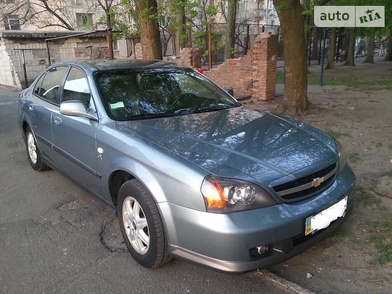 Chevrolet Evanda 2005 в Киеве