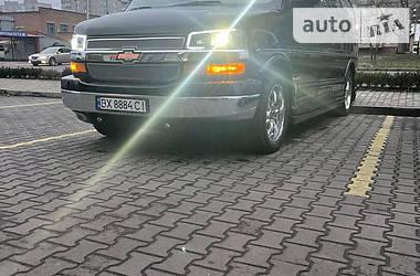 Chevrolet Express пас 2008 в Хмельницком
