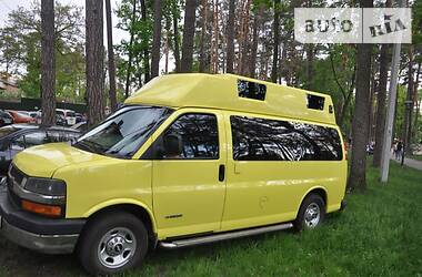 Chevrolet Express пасс. 2006 в Киеве