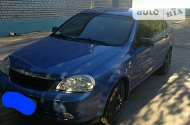 Chevrolet Lacetti 2004 в Запорожье