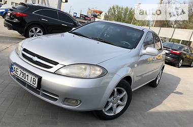 Chevrolet Lacetti 2006 в Днепре