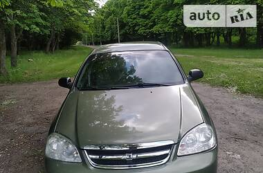 Chevrolet Lacetti 2004 в Полтаве