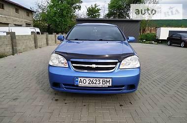 Седан Chevrolet Lacetti 2008 в Ужгороде