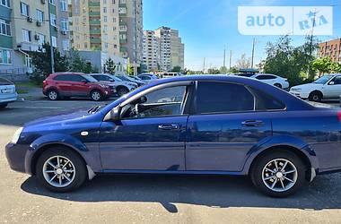 Седан Chevrolet Lacetti 2006 в Киеве