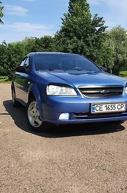 Седан Chevrolet Lacetti 2008 в Черновцах