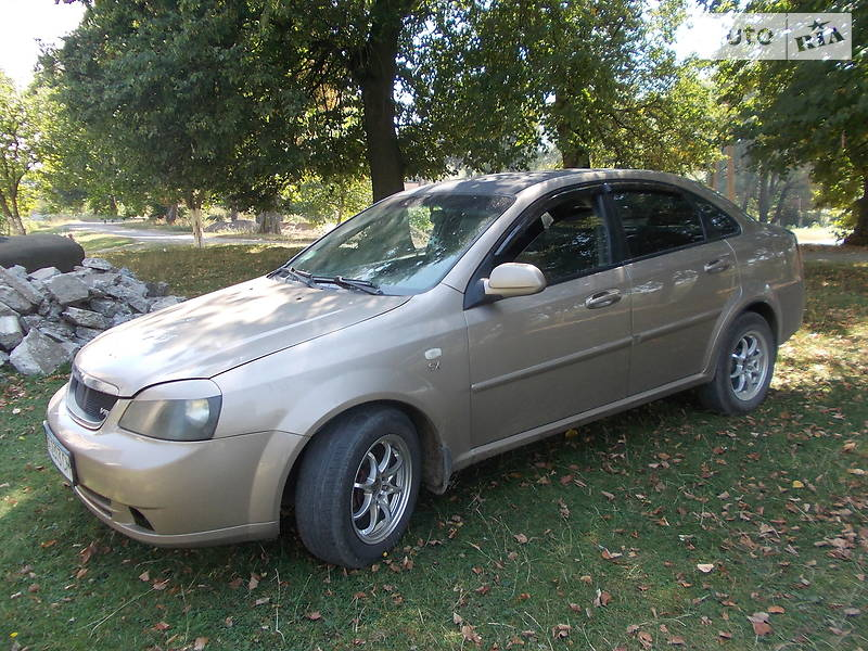 Chevrolet Lacetti 2005 в Николаеве