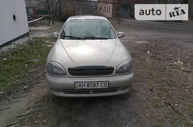 Седан Chevrolet Lanos 2007 в Макеевке