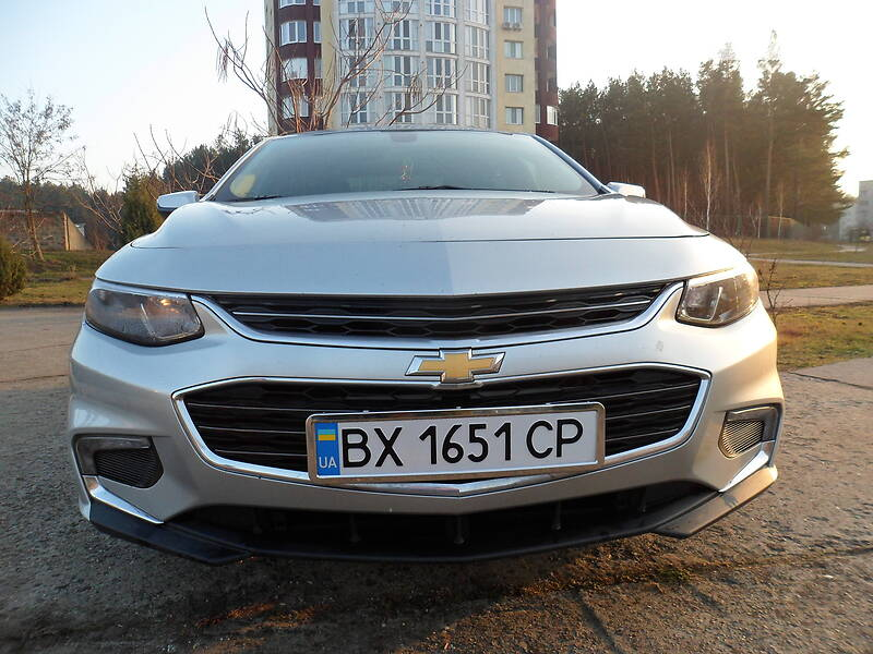 Chevrolet Malibu 2016 в Славуте